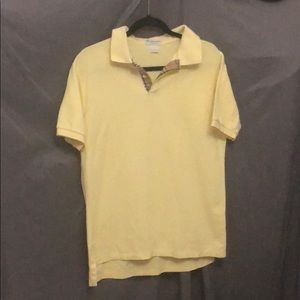 Vintage Made In USA Burberry's polo